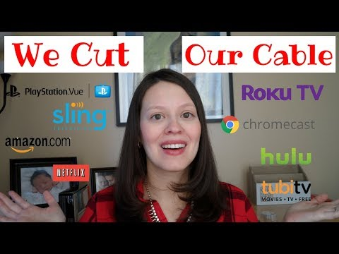 How to Get Rid of Cable TV and Still Watch Your Favorite Shows and Movies | Save Money on Cable TV