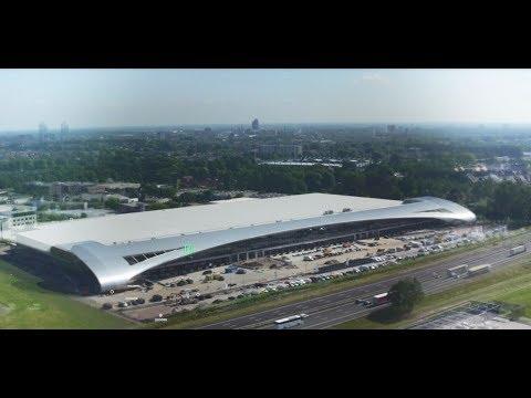 Rhenus Warehousing - Sustainable Distribution Centre Tilburg