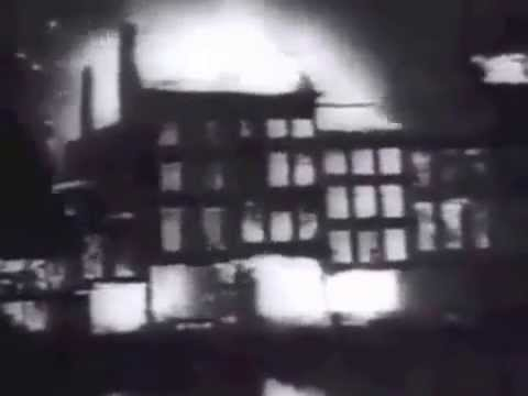Bombardement op Rotterdam mei 1940