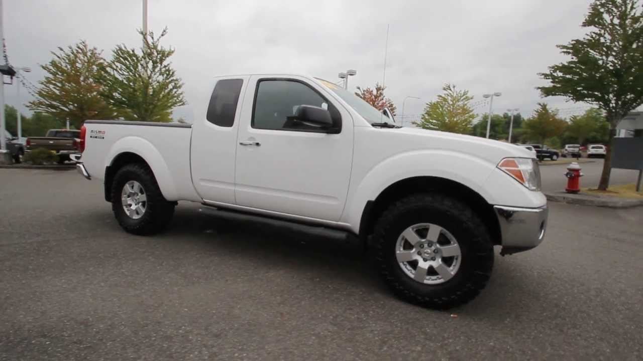 8c403854 2008 nissan frontier nismo off road dcjofmonroe white youtube
