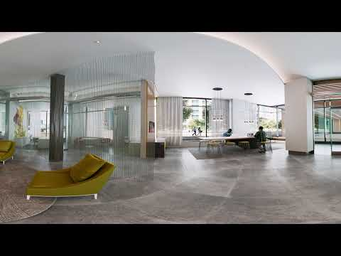 Parcel K - Lobby 360 Video