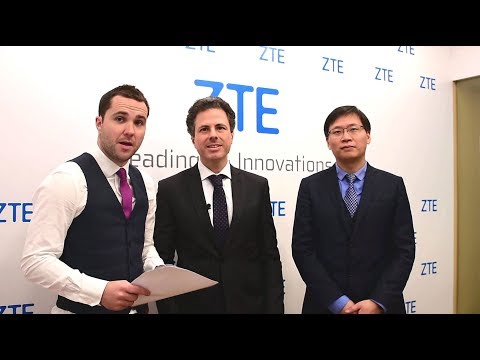 ZTE and Open Fiber discuss FTTH and 5G at MWC