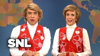 Weekend Update: Garth and Kat Sing Valentine's Day Songs - SNL
