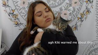 HUGGING MY CAT FOR TOO LONG PART 2 | Catarina Mercado