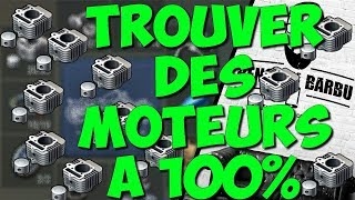 COMMENT AVOIR DES MOTEURS A 100% SANS HACK LAST DAY ON EARTH