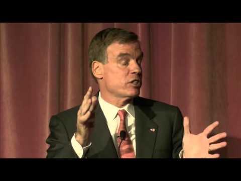 Watch the first Senate debate between Mark Warner and Ed Gillespie