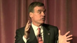 Repeat youtube video Watch the first Senate debate between Mark Warner and Ed Gillespie