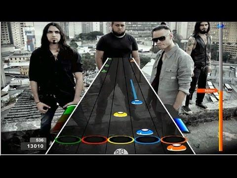 Guitar Flash (Facebook) Draining My Heart - Andragonia Top 1 Record Dificil 26985 Pts. Milton