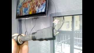 Naprawa kabla hdmi repair hdmi cable 25m