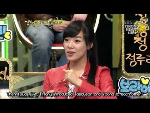 Yoona Likes Lee Seung Gi