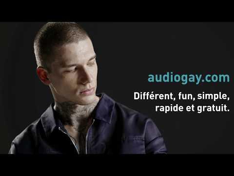 Rencontre Et Tchat Gay : Audiogay.com
