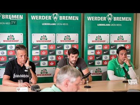 6. Spieltag | SVW - SGD | Pressekonferenz nach dem Spiel