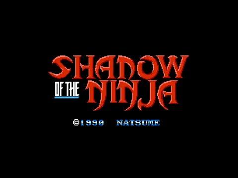 Shadow Of The Ninja (NES): Полное Прохождение