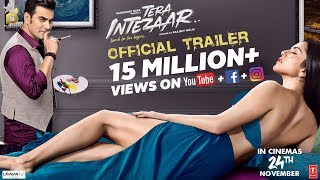 Tera Intezaar Official Trailer | Sunny Leone | Arbaaz Khan | Raajeev Walia | 1st Dec