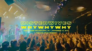 MisterWives - whywhywhy (Live)
