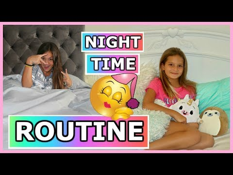 REAL LAST DAY OF SUMMER NIGHT TIME ROUTINE 🌜🌛| SISTER FOREVER