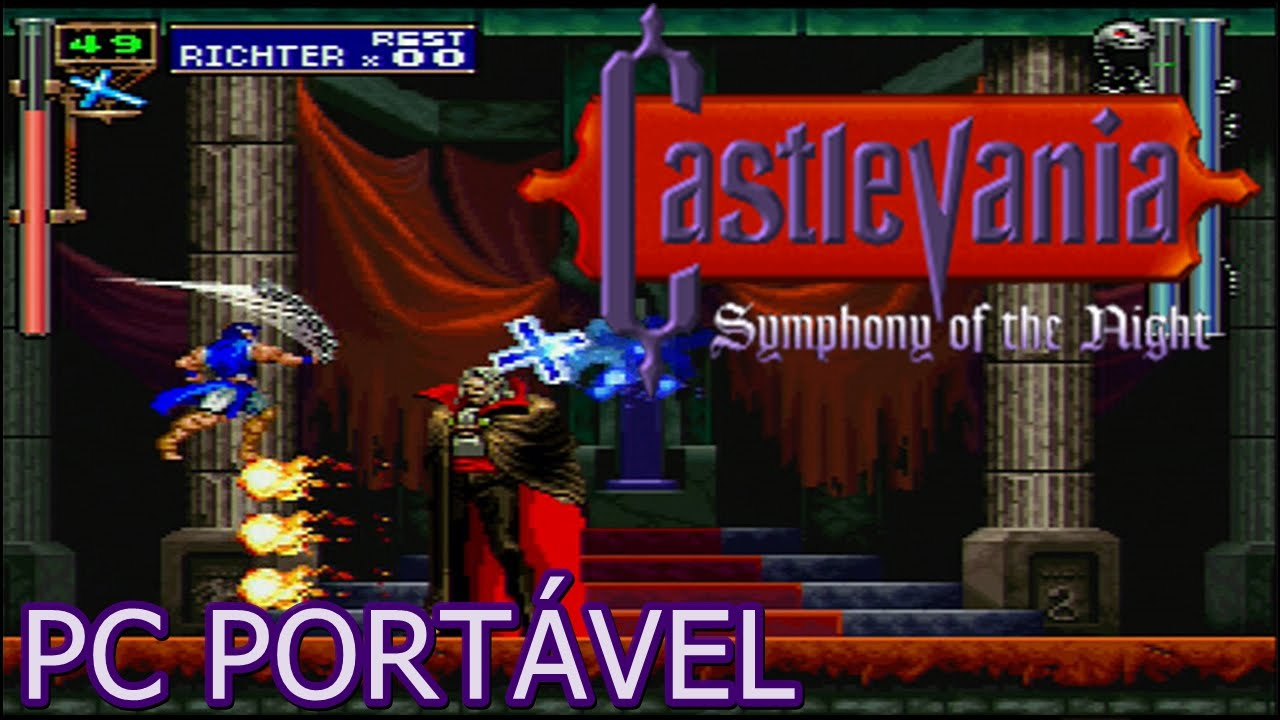Castlevania symphony of the night ps1 iso download.