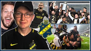 AIK TAR SM-GULD | KALMAR - AIK | VILKET ÅR 💛🖤
