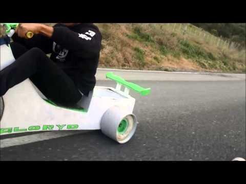 First Ever Hill Test On The Drift Ute ]Joe & Nate[  By JACE0nDRIFT