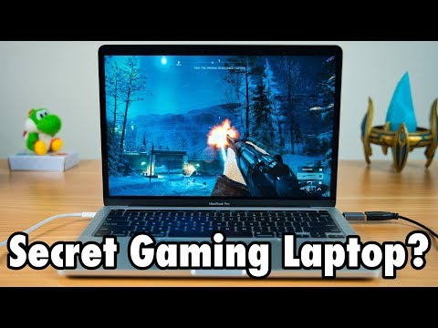 """MacBook Pro 13"""" (2020) For Gaming?"""