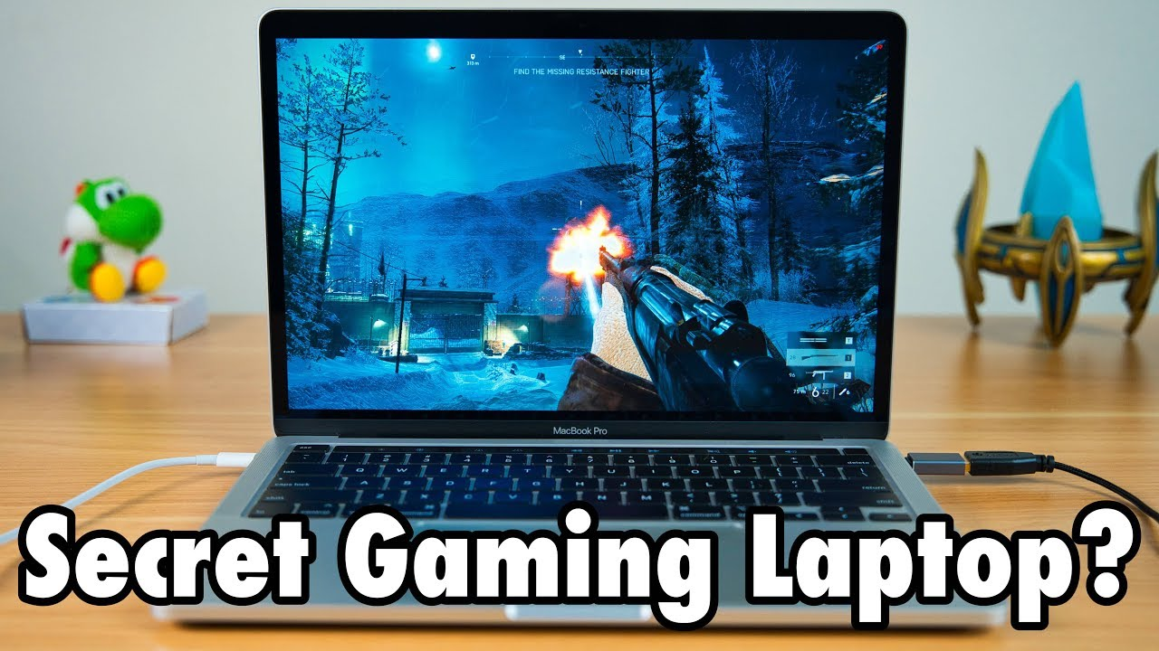 Macbook Pro 13 2020 For Gaming Youtube