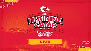 Chiefs Training Camp Live 8/15