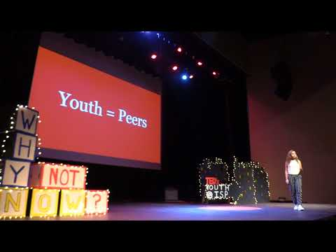 Two sides of a Coin | Raquel Sherman | TEDxYouth@ISP