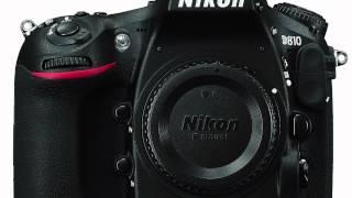 Review of Nikon D810 Digital SLR Camera