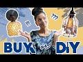 Wall Sconces Buy or DIY Challenge feat. Sharadha (@SweetShardXO)