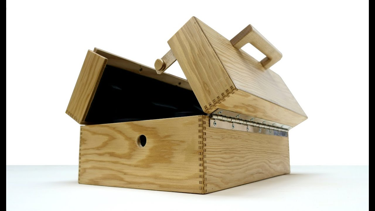This May Be The Coolest Wooden Box Ever Youtube