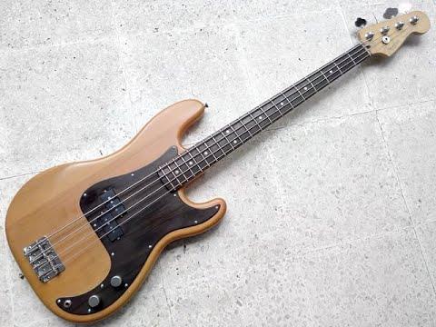 Fender Highway One Precision Bass Demo
