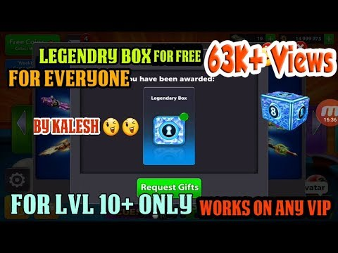🎉 🎉 How To Get Legendary Box For Free In Any Tier? | No Cash Used 🤘🏻🤘🏻
