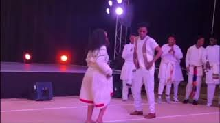 CU Boulder ASA Presents Tour of Africa: Eskista (Amhara) Dance