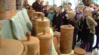 видео Мариинский музей бересты