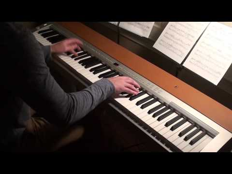 "ABBA - ""The Winner Takes It All"" piano solo"