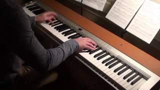 "ABBA - ""The Winner Takes It All"" piano solo"