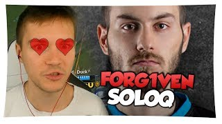 Forgiven Is BACK Pro SoloQ Analyse