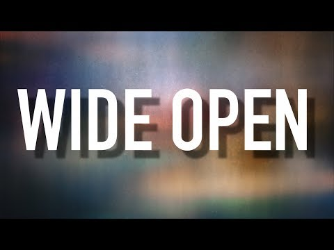 Wide Open - [Lyric Video] Austin French