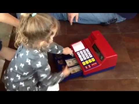 Learning resources pretend and play calculator cash register, 73.