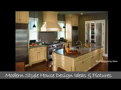 Island type kitchen designs   Interior styles & picture guides to create & maintain beautiful
