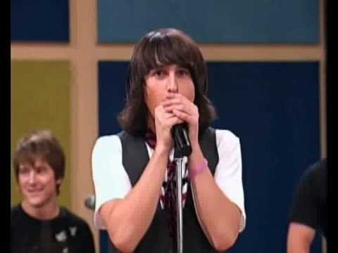 Hannah Montana  Oliver Oken Mitchel Musso sings Let's make this last forever