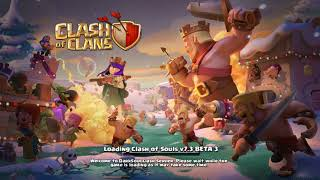 Clash of souls \ clash of clans hack best private server best mods unlimited everything