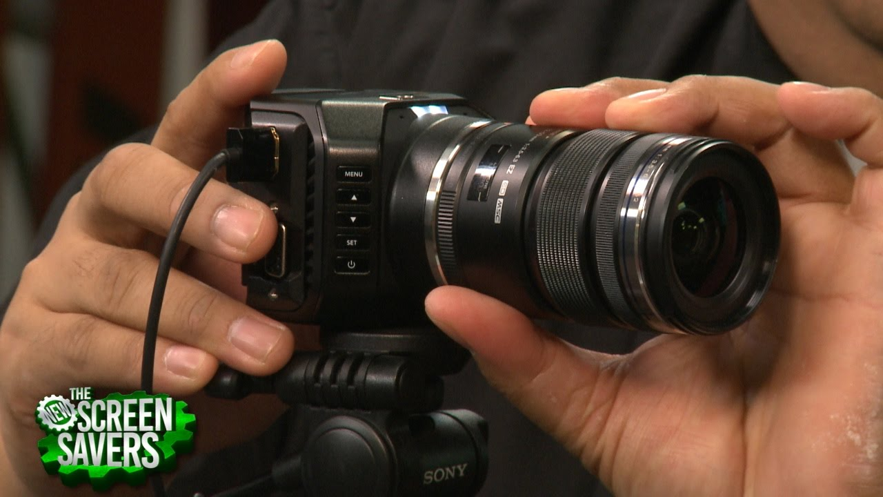 Blackmagic Micro Studio Camera 4k Review Youtube