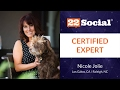 Meet Nicole Jolie, 22Social Certified Expert