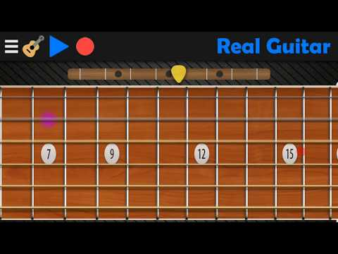 Harga Diri ~ Wali (Real Guitar Android)