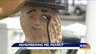Remembering Mr. Peanut