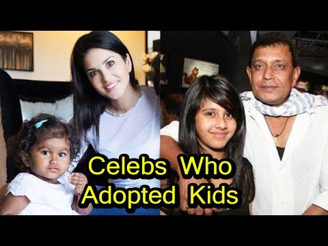 7 Bollywood Celebs Who Adopted Kids | 2017