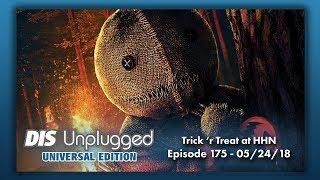 Trick 'r Treat at Halloween Horror Nights 28 | Universal Edition | 05/24/18