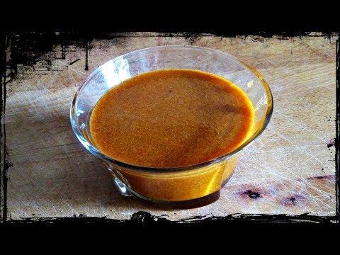 Mojo Rojo (Salsa Canaria / Canary Island Sauce)