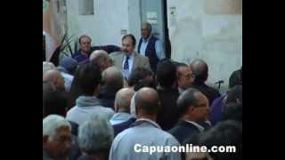 CAPUA: Consiglio Comunale aperto ai cittadini dell